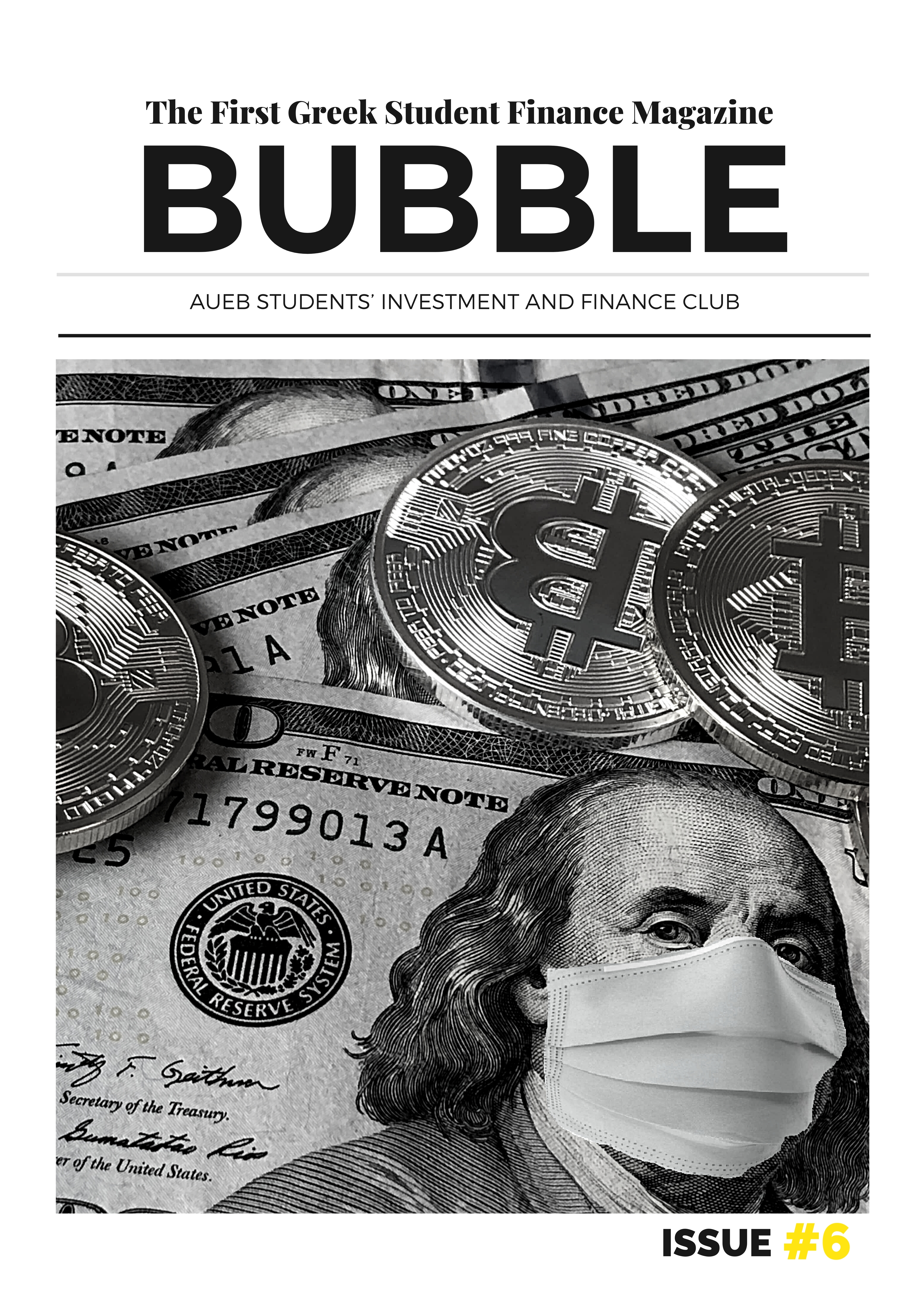 Bubble magazine - issue 6